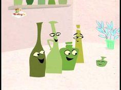 10 groene flessen (aftelliedje)