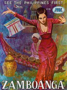 #vintage #philippines #poster