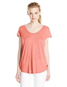 Splendid Women's Slub Jersey Circle T-Shirt from $37.99 by Amazon BESTSELLERS