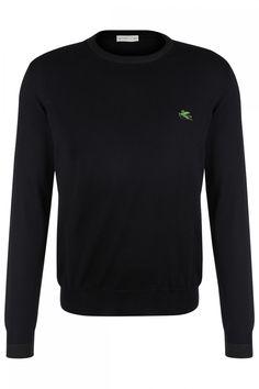 Etro Herren Strickpullover Schwarz | SAILERstyle Elegant, Sweatshirts, Sweaters, Fashion, Lilac, Mens Knit Sweater, Blouse, Trousers, Breien