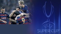 UEFA Supercup! 1st out of 6 possible trophiesss!!! =D (5-4) against SeVILLA in Tbilisi. #C4MPEONES