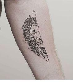 #Tattoo by @hannah_novart ___ www.EQUILΔTTERΔ.com ___ #⃣#Equilattera #tattoos