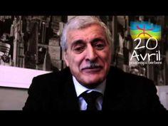 Appel de Ferhat Mehenni au Peuple Kabyle pour la Marche du 20 Avril