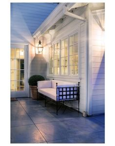 Pretty porch..