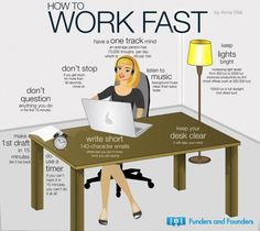 Perfect ways to become more productive