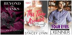Spotlight on Nicky F. Grant. Features from Stacey Lynn and J. Kenner.