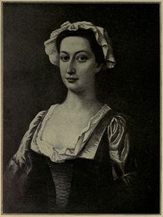 Mary Isham Randolph - 11th Maternal Great Grandmother.  Wife of Capt. William Randolph.