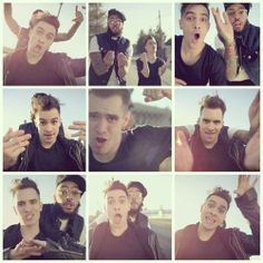 Keep on Keepin' on: Brendon Urie &Travie McCoy I am in love with this song