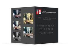 Presets und LUT Profile für Adobe Lightroom / Photoshop / Premiere PRO (DJI Mavic & Inspire 2, Nikon, Sony)