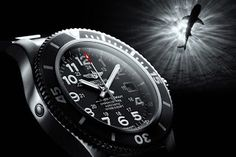 Superocean II Diving Watch, by Breitling | Baxtton