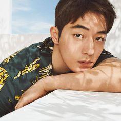 Nam Joo Hyuk Tumblr, Nam Joo Hyuk Smile, Nam Joo Hyuk Cute, New Actors, Cute Actors, Weightlifting Fairy Kim Bok Joo Wallpapers, Nam Joo Hyuk Wallpaper, Joon Hyung, 30 Under 30
