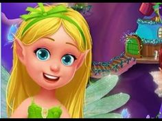 Fairy Town  Magic Treehouse- Android gameplay Baby Care Inc  Movie  apps...