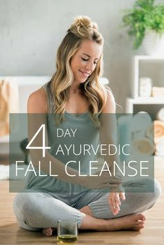 Our simple, rejuvenating 4-day Ayurvedic cleanse is just the thing to set yourself up for a joyful, healthful winter season.