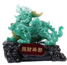 Pi Xiu Decoration Lucky Evil Spirits Large Feng Shui Home Decor - Feng Shui Earth