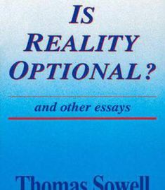Is Reality Optional?: And Other Essays (Hoover Institution Press Publication) PDF