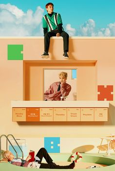 EXO-CBX // 02.TUE — 花요일 (Blooming Day)