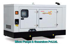 Pumps & Generators in Bangalore: Generators in Bangalore