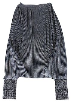 Jean-Paul Gaultier  Womens Pants Grey Polyester - Jean Paul Gaultier Womens Casual Pants Size S US Regular - Grey Polyester $205.95 Retail Value $525.00