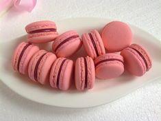 VÍKENDOVÉ PEČENÍ: Makronky - náplně z bílé čokolády Almond, Cheesecake, Sweet Sweet, Meat, Pizza, Cupcakes, Food, Cupcake Cakes, Cheesecakes