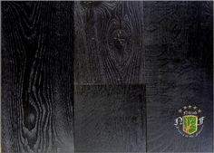 BlackNoir, Calais Collection: 3/4″ x 7 1/2″ x 6′ French White Oak. nikzad.com Engineered Hardwood Flooring, Hardwood Floors, French Oak, White Oak, Euro, Black, Street, Collection, Black People
