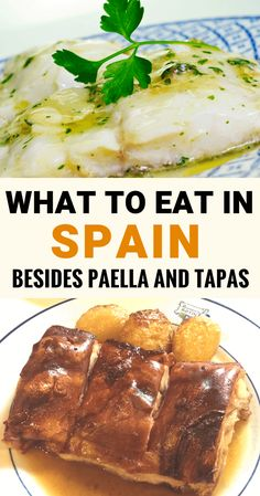 Spain Food Guide: 6 Dishes To Eat in Spain Besides Paella and Tapas. Find out about the best food to eat in Spain that aren't as obvious as tapas and paella. From Rabo de Toro to Fabada Asturiana, discover what makes these Spanish dishes worth a try. Best Spanish Food, Spanish Cuisine, Spanish Dishes, Spanish Tapas, Paella, Seafood Restaurant, Best Places To Eat, Foods To Eat, Spicy Recipes