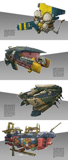 New science art design space ship 41 ideas