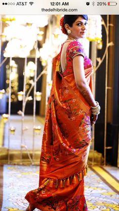 a4b20f750f 31 Best Wedding afternoon look images in 2014 | Saree, Sari dress, Saris