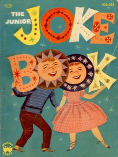 The Junior JOKE BOOK: illustrated by Art Seiden, Wonder Books