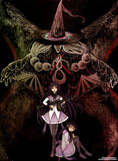 Puella Magi: Stages of grief IV by gomimushi.deviantart.com on @deviantART