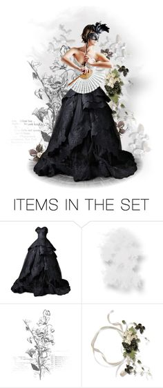 """""""Behind every mask is a face, & behind that a story"""" by shay-h ❤ liked on Polyvore featuring art, doll, dolls, dollset and dollart"""