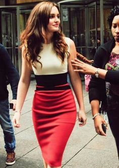 Leighton Meester Best outfit ever