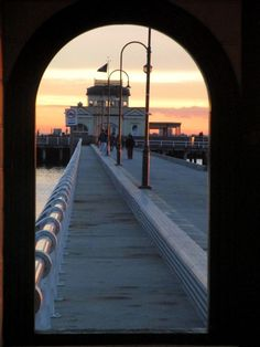 St. Kilda Pier is so photogenic at sunset! Stay until dusk to see the fairy penguins make an appearance on the rocks near the breakwater.