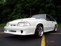 Mustang Fox GT...One day...I will have one again...MY way