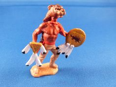 Zeremonialmaske und Indianerschild aus Resin, Schildschlaufe flexibel