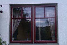 Fuskspröjsade fönster DIY