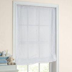 wholeHome®/MD ''Lola'' Linen-Look Light-Filtering Roman Shade - 2