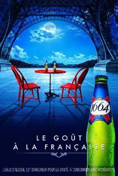 Campagne publicitaire 1664 - 2010