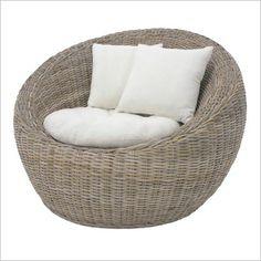Carlos Wicker Chair