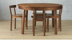 Dining Room Table and Chairs Option 1: 5-piece claremont dining set