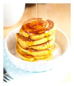 GF DF Almond and Apricot Pancakes | Stay at Home Mum #SAHM #food #glutenfree