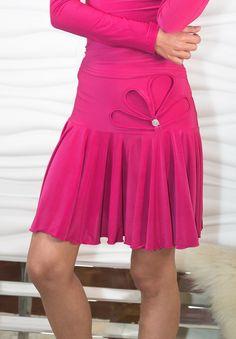 Dance America S711 - Blossom Skirt Dancesport Fashion @ DanceShopper.com