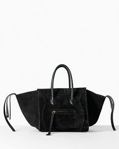 852e41d30bba I feel like this is what happens when a Céline luggage mini bag mates with a
