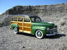 '48 Ford Woody Station Wagon