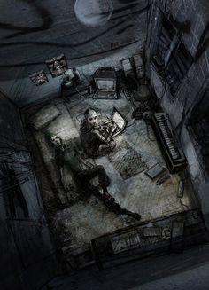 dystopian hideout - Google Search