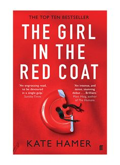 16 - The Girl in the Red Coat by Kate Hamer