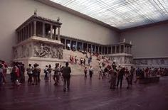 altare di Pergamo al Pergamo museo di Berlino