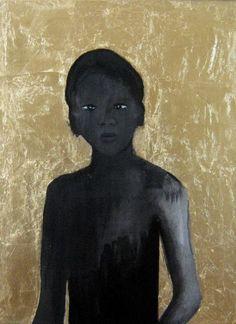 Heike allerton davies paintings