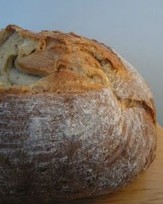 Sourdough - with onion and caraway