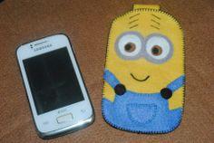 minions, capas para celular