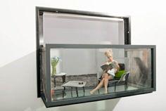 Moderne Terrassengestaltung – 100 Bilder und kreative Einfälle - moderne terrasse gestalten batman inspiriert motorisiert
